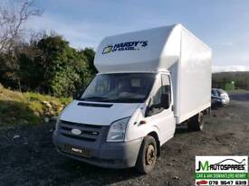 2008 Ford Transit 2.4 rwd 6speed ***PARTS AVAILABLE ONLY