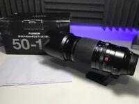 Fujifilm Fujinon 50-140mm f/2.8 R LM OIS WR Lens for Fuji