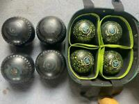 Bowl balls