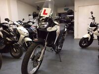 Derbi Terra Adventure 125cc Manual Motorcycle, Good Condition, Low Miles, ** Finance Available **