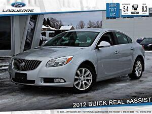 2012 Buick Regal **EASSIST*CUIR*TOIT*A/C 2 ZONES**