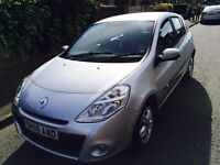 59' Renault Clio 1.2 with new MOT, full service history, 1 owner, 35.000 miles, only £2250