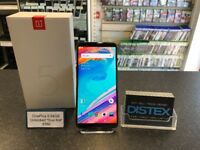 OnePlus 5 64GB Unlocked Black *DUAL SIM*