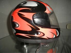 J & Bs Crash Helmet