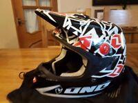 Kids 'One' motorcross helmet 51-52cm