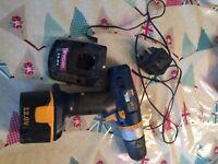 RYOBI CHD-1201 Cordless Drill