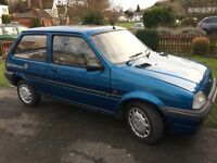Metro Rio Grande (Rover) 58,000 miles MOT until August 2017