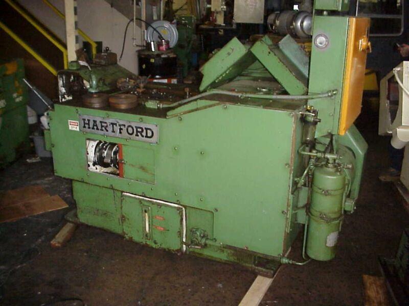 Hartford 5-250 Cold Header