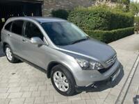 2008 HONDA CRV 2.0 petrol manual,drives superb,low miles 79k, history,cruise control,2keys,ULEZ free