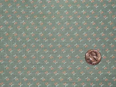 Ткань 1/2 YD VINTAGE SOFT GREEN