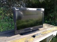 """32"""" HD TV with built in freeview"""