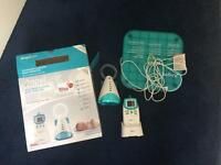 Angel Care baby monitor and movement sensor