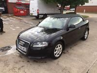 2009 AUDI A3 1.9 TDI CABRIOLET. Not Bmw &vauxhall