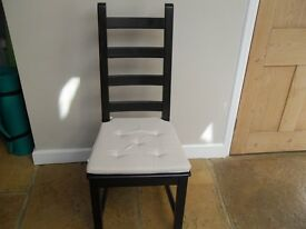 6 IKEA Kaustby Chairs