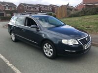 2007 Vw Passat Estate DSG AUTO diesel alloy wheels sevice history