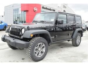 2018 Jeep WRANGLER UNLIMITED Rubicon 4x4 Navigation