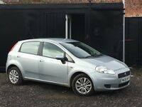 ★ FIAT GRANDE PUNTO 1.2L + 12 MONTHS MOT + IDEAL 1ST CAR ★