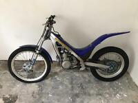 Sherco 200cc trails bike