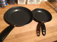 2 x Frying Pans