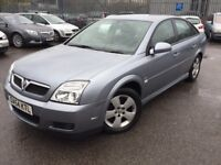 2005 VAUXHALL VECTRA 1.8L IMMACULATE CONDITION WITH 1 YEARS