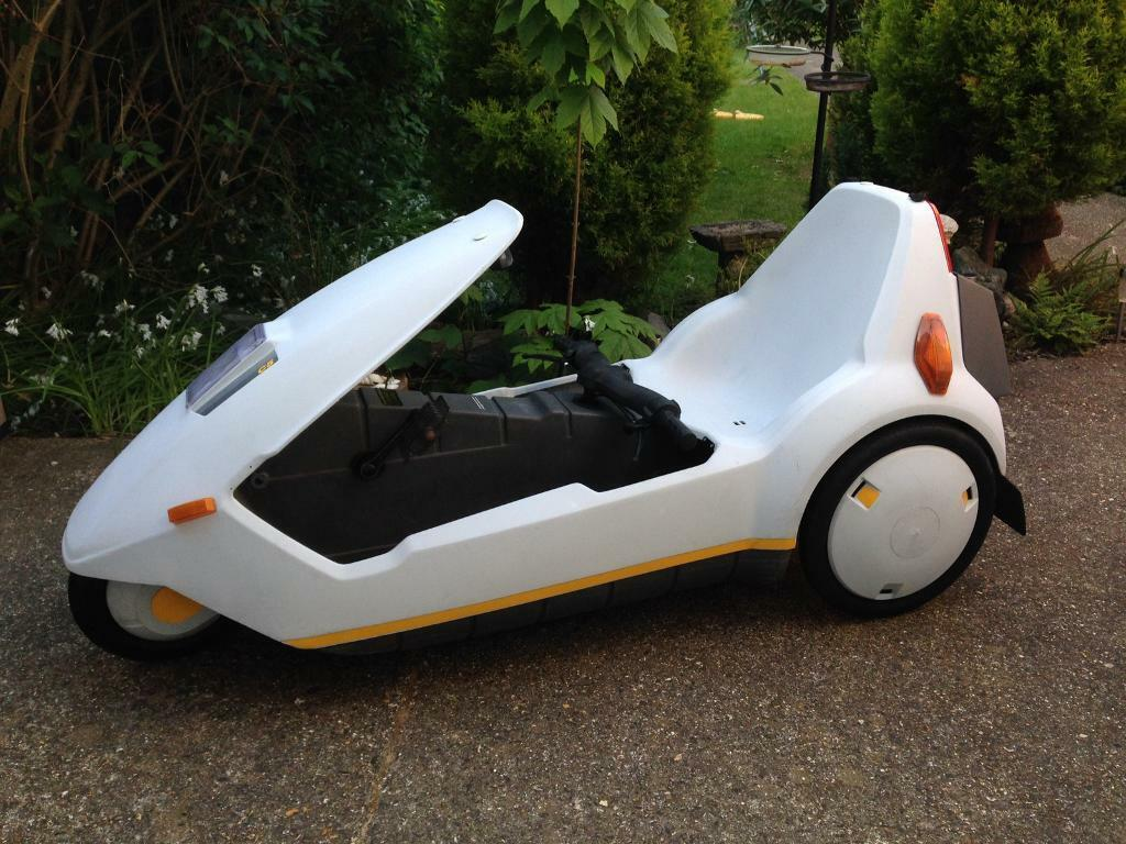 Sinclair c5 - 1985 electric vehicle - for sale | in Bournemouth ...