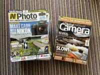 Free - 40+ Camera magazines