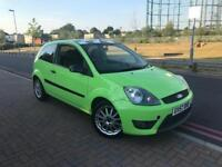 2007/57 FORD FIESTA 1.6 ZETEC S CELEBRATION ONLY 1000 MADE IN THIS COLOUR EXCELLENT CONDITION