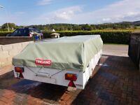 Trigano vendome 8 berth trailer tent