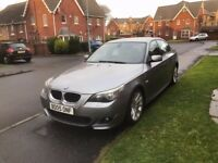 2005 bmw 530d m sport FULL YEAR MOT low miles ( audi vw ford honda