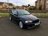 E46 BMW 330 ci M Sport Coupe Automatic **PRICED TO SELL**
