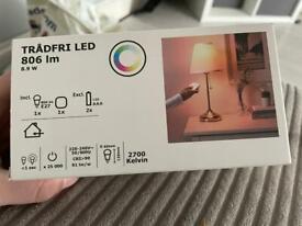 IKEA wifi/ remote bulb.