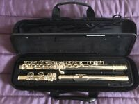 Yamaha YFL Flute in excellent condition. Hardly used.
