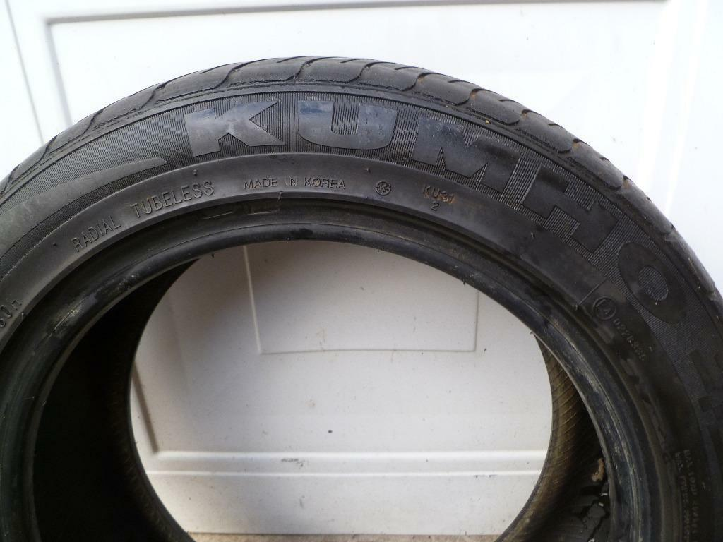 kumho 185 55 r14 80h tyre in prestwich manchester gumtree. Black Bedroom Furniture Sets. Home Design Ideas