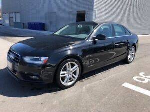 2013 Audi A4 2.0T Premium | NAV | LEATHER | ROOF | AWD