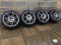 "18"" Audi alloys , Vw Alloys , Audi TT, S3 , VRS, Bora"
