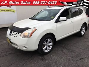 2008 Nissan Rogue Automatic, Sunroof, Bluetooth, AWD