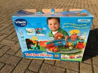 Vtech Baby Toot-Toot Drivers Garage with 4 vehicles