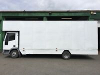 Looking for secure parking / farmyard for 7.5 ton motorhome in conversion