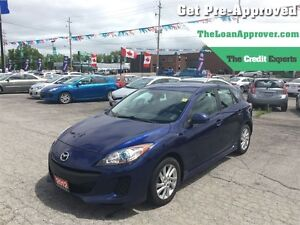 2012 Mazda MAZDA3 GS-SKY * JUST REDUCED WAS $16475
