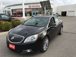 2012 Buick Verano Stunning Low Cost and Luxurious!