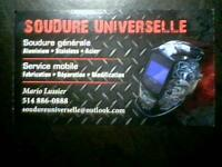 soudure universelle