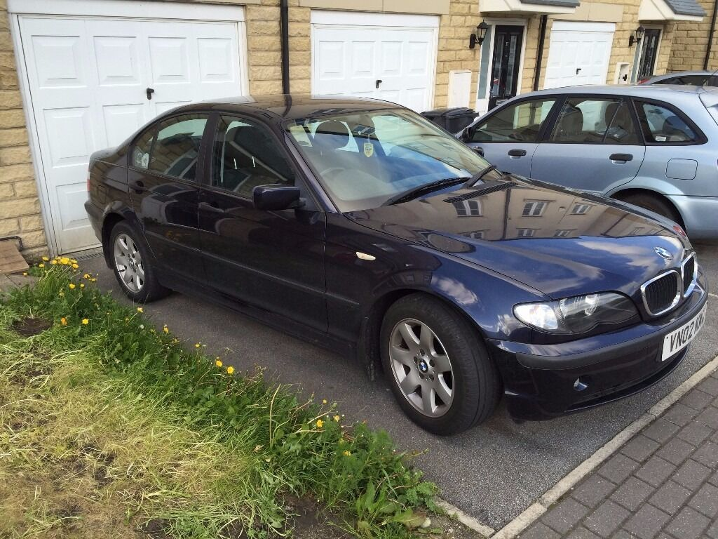 2002/02 BMW 318i SE Saloon E46. FSH, 2 Keepers and MOT until