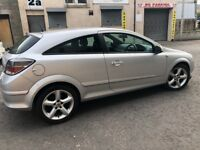 ONLY 69000 GENUINE MILES WITH FSH, 06 ASTRA, 1.9 DIESEL-AUTOMATIC GEARBOX, FULL MOT, FULL LEATHER,
