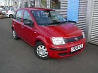 FIAT PANDA 1.1 ACTIVE ECO 5d 54 BHP ** £30 ROAD TAX (red) 2010