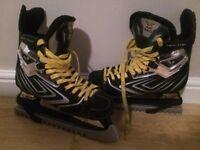 Mens ice hockey boots (Vector)