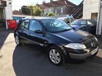 2005 55 Renault Megane 1.5 DCI 85 *£30 Tax* *Full History* Broad Street Motor Co