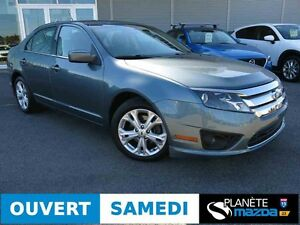 2012 FORD FUSION SE AUTO AIR CRUISE MAGS