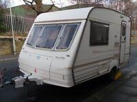 Bailey Mere Oakmere Two Berth Touring Caravan