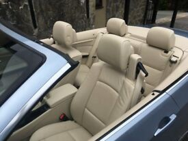 BMW (3 Series) 325i SE Convertible - Enjoy this beauty in SUMMER or WINTER with a wicked hard top
