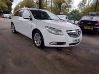 Vauxhall Insignia 2.0 CDTi 16v SRi 5dr EXCELENT CONDITION, SERVICE HISTORY, WARRANTY, CARD PAYMENTS